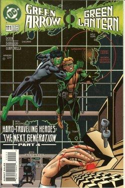 GREEN ARROW: Aug #111