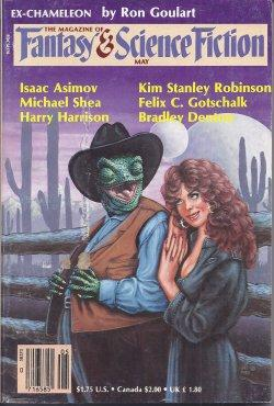 The Magazine of FANTASY AND SCIENCE FICTION: F&SF (Michael Shea;