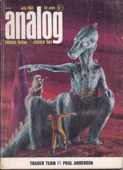 ANALOG Science Fiction/ Science Fact: July 1965: Analog (Poul Anderson;