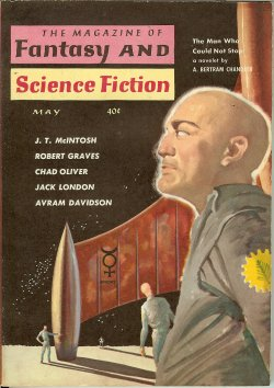 The Magazine of FANTASY AND SCIENCE FICTION: F&SF (J. Y.