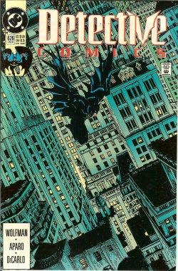 DETECTIVE COMICS (Batman in) Mar. #627