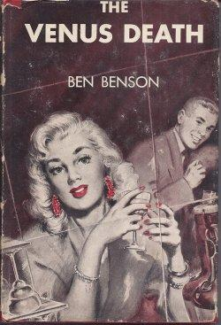 THE VENUS DEATH: Benson, Ben