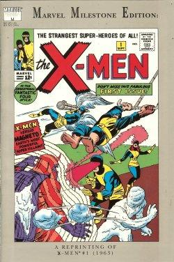 X-MEN: Sept #1 (Marvel Milestone Edition)