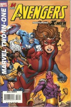 MARVEL TWO-IN-ONE, The Avengers and The X-Men: Nov #3