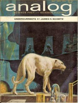 ANALOG Science Fact/ Science Fiction: May 1964: Analog (James H.