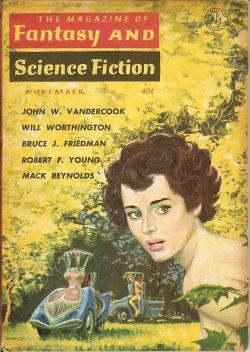 The Magazine of FANTASY AND SCIENCE FICTION: F&SF (Robert F.