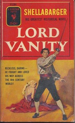 LORD VANITY: Shellabarger, Samuel