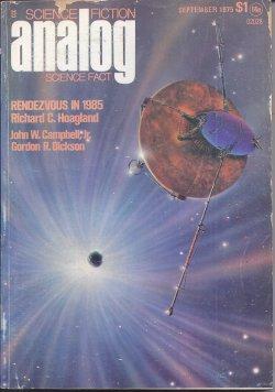 ANALOG Science Fiction/ Science Fact: September, Sept.: Analog (Richard C.
