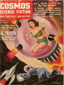 COSMOS Science Fiction: No. 2, November, Nov.: Cosmos (B. Traven;