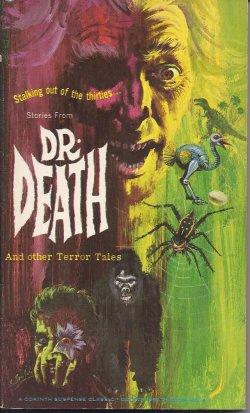 STORIES FROM DOCTOR DEATH and Other Terror Tales: Doctor Death No. 4
