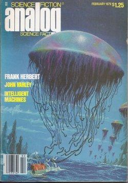 ANALOG Science Fiction/ Science Fact: February, Feb.: Analog (Frank Herbert;