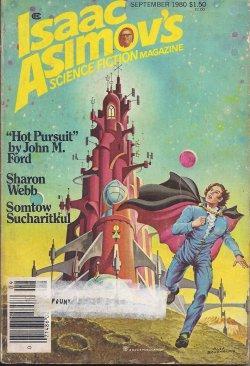 ISAAC ASIMOV'S Science Fiction: September, Sept. 1980: Asimov's (Isaac Asimov;