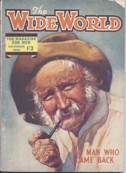 The WIDE WORLD: November, Nov. 1946: Wide World (A.