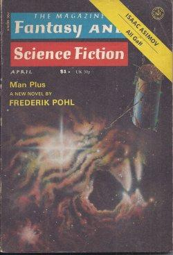 Image result for frederik pohl man plus magazine of fantasy