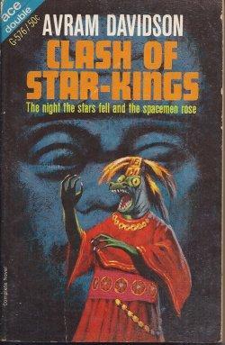 CLASH OF THE STAR-KINGS / DANGER FROM: Davidson, Avram /