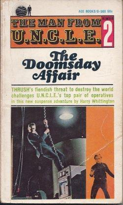 THE DOOMSDAY AFFAIR: The Man from U.N.C.L.E: Whittington, Harry