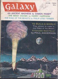 GALAXY Science Fiction: June 1964: Galaxy (Poul Anderson;