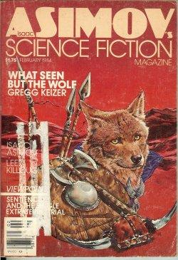 Isaac ASIMOV'S Science Fiction: February, Feb. 1984: Isaac Asimov's (Warren