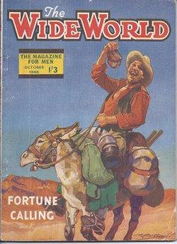The WIDE WORLD: October, Oct. 1946: Wide World (C.