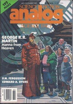 ANALOG Science Fiction/ Science Fact: Mid- December,: Analog (George R.