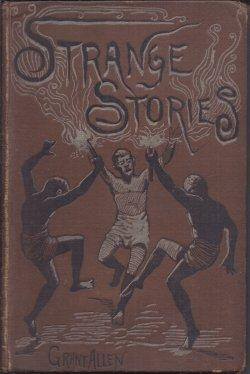 STRANGE STORIES: Allen, Grant