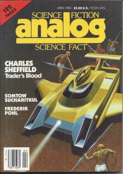 ANALOG Science Fiction/ Science Fact: April, Apr.: Analog (Frederik Pohl;