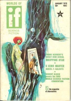 IF Worlds of Science Fiction: January, Jan.: If (Richard Wilson;