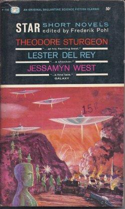 STAR Short Novels: Pohl, Frederik (editor)(Jessamyn