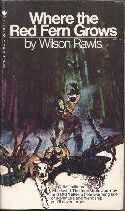 Where the Red Fern Grows, vintage paperback