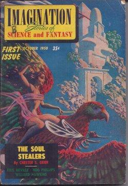 IMAGINATION Stories of Science and Fantasy: October, Oct. 1950: Imagination (Forrest J. Ackerman; ...