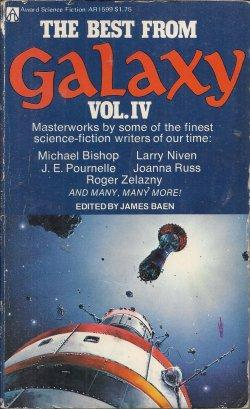 THE BEST FROM GALAXY IV: Baen, James (editor)(Roger