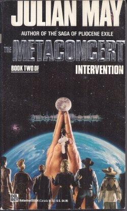 THE METACONCERT: Book Two of The Intervention: May, Julian