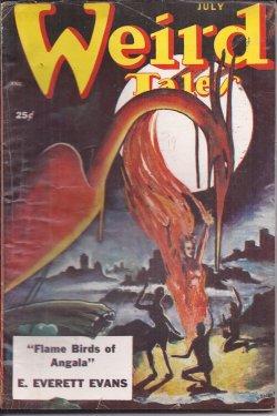 WEIRD TALES: July 1951: Weird Tales (Merle