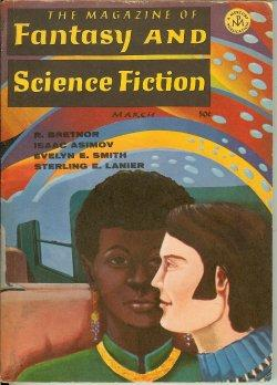 The Magazine of FANTASY AND SCIENCE FICTION: F&SF (Evelyn E.