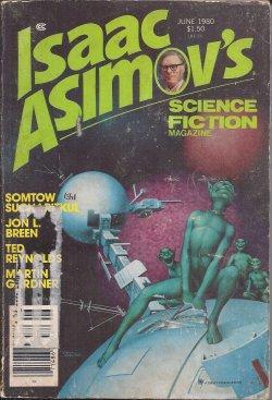 "ISAAC ASIMOV'S Science Fiction: June 1980 (""Skinner""): Asimov's (Isaac Asimov;"