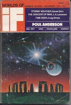 IF Worlds of Science Fiction: November, Nov.: If (Daniel Dern;