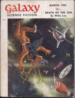 GALAXY Science Fiction: March, Mar. 1955: Galaxy (Clifford D.