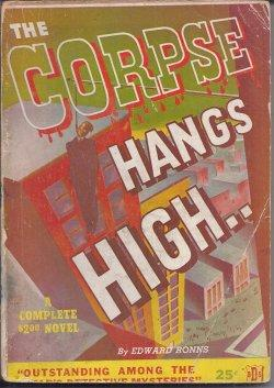 THE CORPSE HANGS HIGH: Best Detective Selections: Ronns, Edward (aka Edward S. Aarons)