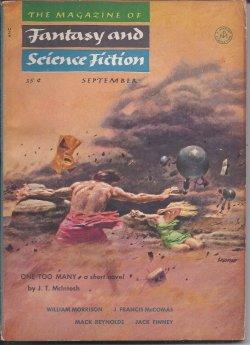 The Magazine of FANTASY AND SCIENCE FICTION: F&SF (J. T.