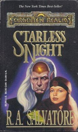 STARLESS NIGHT (Forgotten Realms; Legacy of the Drow, Book II)