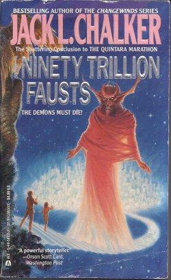 NINETY TRILLION FAUSTS: The Quintara Marathon Book 3