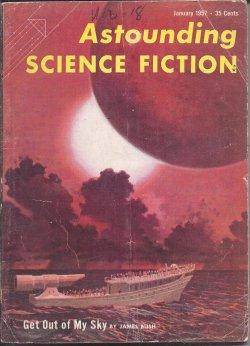 ASTOUNDING Science Fiction: January, Jan. 1957: Astounding (James Blish;