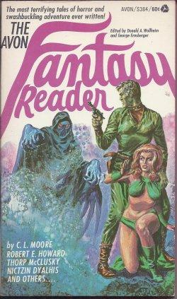 THE AVON FANTASY READER (vol. 1)