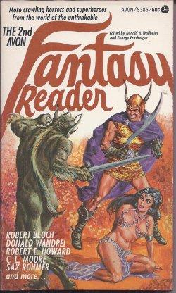 THE 2nd AVON FANTASY READER