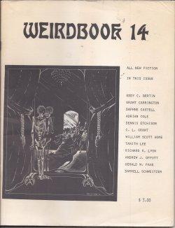 WEIRDBOOK 14 (1979): Weirdbook (Gerald W.