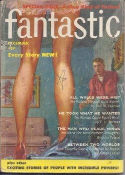 FANTASTIC: December, Dec. 1955: Fantastic (Paul W.