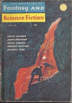 The Magazine of FANTASY AND SCIENCE FICTION: F&SF (Keith Laumer;