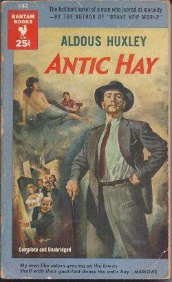 ANTIC HAY: Huxley, Aldous