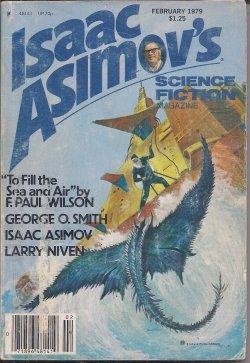 Isaac ASIMOV'S Science Fiction: February, Feb. 1979: Asimov's (Isaac Asimov;