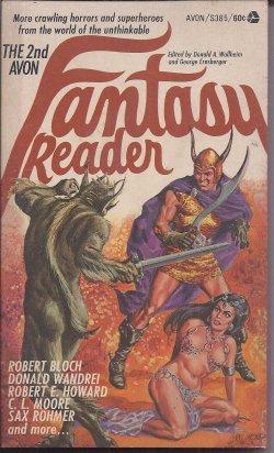THE 2nd AVON FANTASY READER: Wollheim, Donald A.